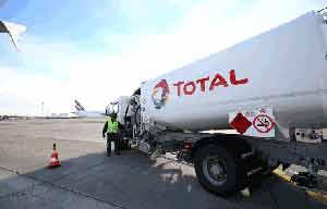 Total va faire voler les avions au bio