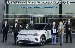 Volkswagen ID.4: les premiers clients ont leur auto