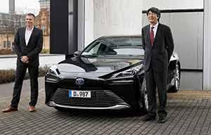Ambassadeur du Japon, ambassadeur de l'hydrogène