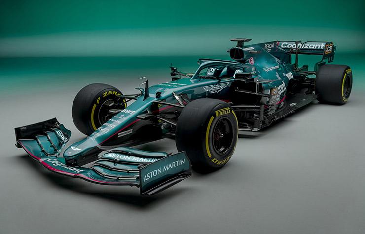 Formule 1 Aston Martin