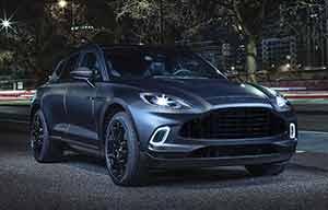 Aston Martin prévoit 2modèles électriques