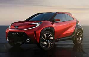 Concept Toyota Aygo X Prologue, vraiment pimenté