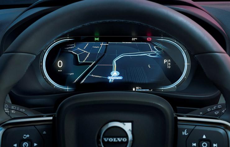 Volvo C40 Recharge électrique