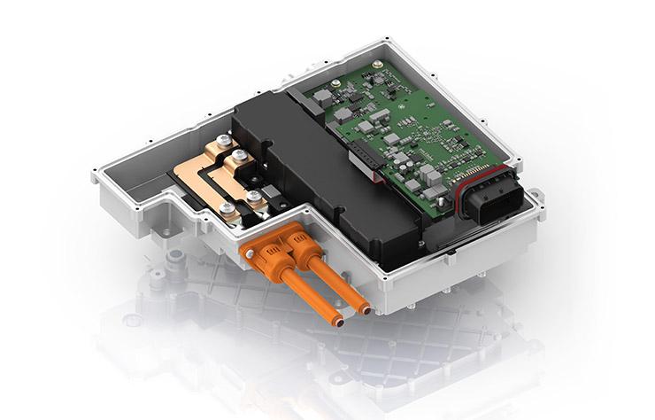 Technologie ZF 800 Volt