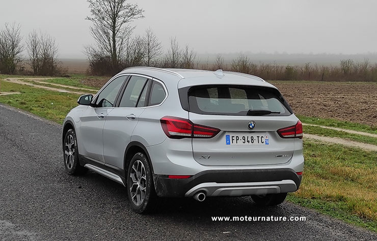 BMW X1 xDrive 25e hybride rechargeable
