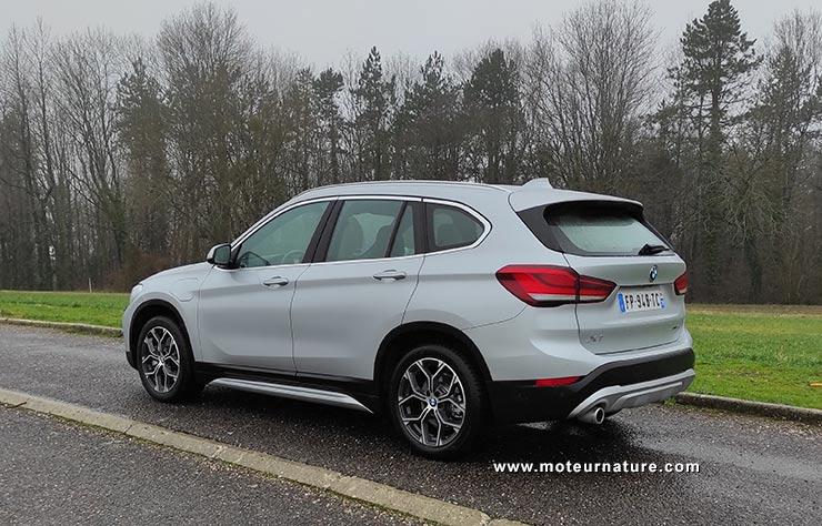 BMW X1 xDrive 25e hybride rechargeable