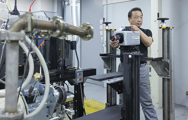 Développement d'un futur moteur essence pour une application e-Power