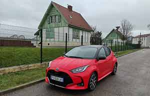 Detailed test: Toyota Yaris Hybrid