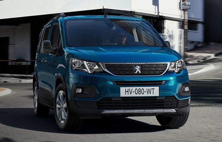 Peugeot e-Rifter ludospace électrique