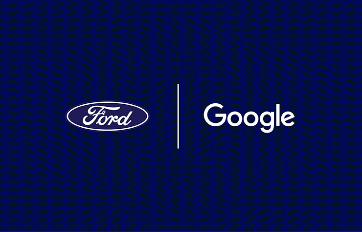 Ford avec Google