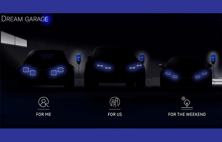 Future gamme Alpine électrique