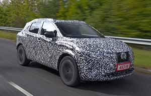 Toujours pas d'hybride sur le nouveau Nissan Qashqai