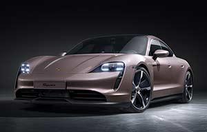 Porsche Taycan: une gamme complète à partir de 86254€