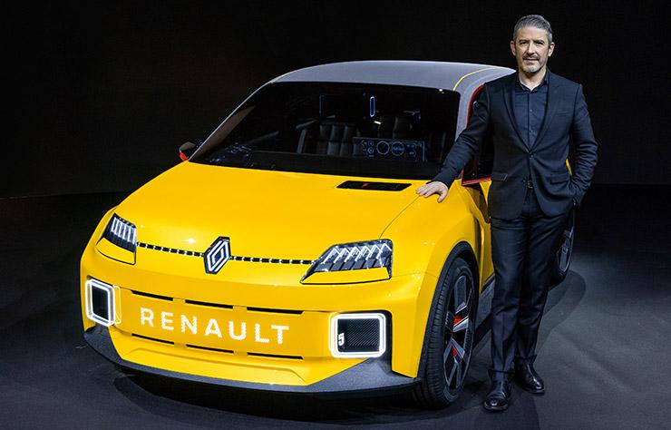 Renault 5 Prototype électrique