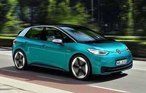 La Volkswagen ID.3 au même prix que la Renault Zoé