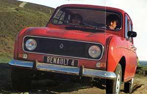 Renault rėinventerait la 4L en électrique