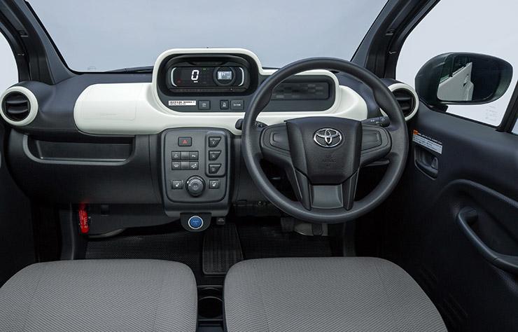 Toyota C+Pod électrique