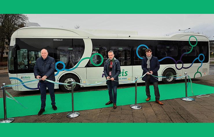 Autobus électrique BYD