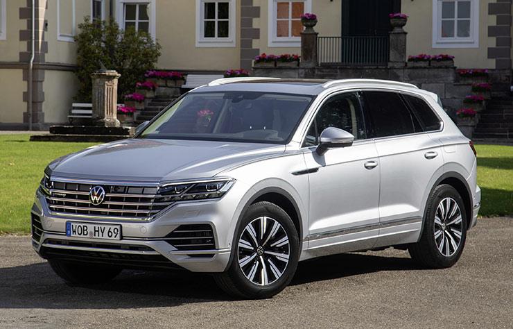 Volkswagen Touareg R & eHybrid