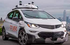 Voitures autonomes sans conducteur: elles roulent à San Francisco
