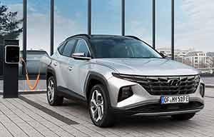 Hyundai Tucson hybride rechargeable : le petit frère du Sorento