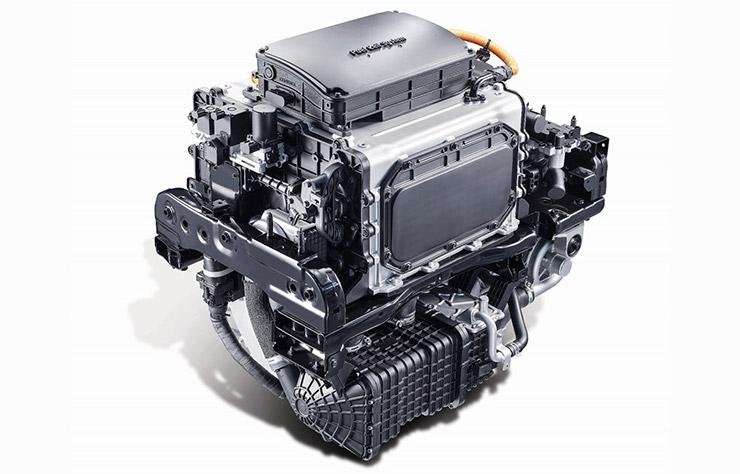 Pile à combustible Hyundai