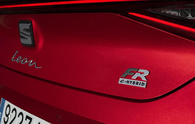 Seat Leon e-Hybride rechargeable