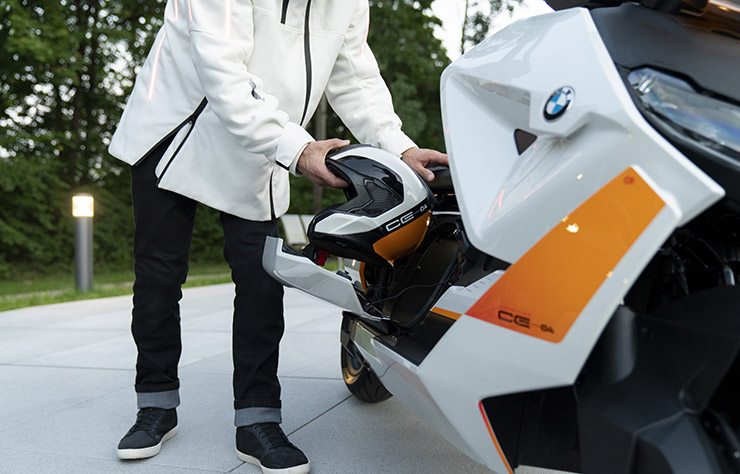Scooter électrique Definition CE 04