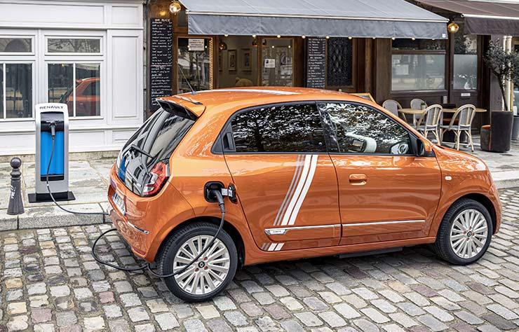 Renault Twingo électrique