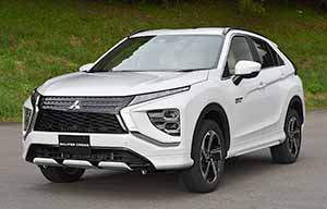 Le Mitsubishi Eclipse Cross PHEV viendra en Europe