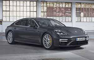 700ch pour la Porsche Panamera Turbo S E-Hybrid