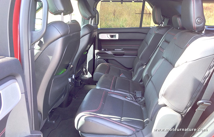 Ford Explorer hybride rechargeable PHEV