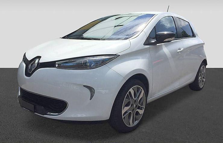 Renault Zoé de 2014