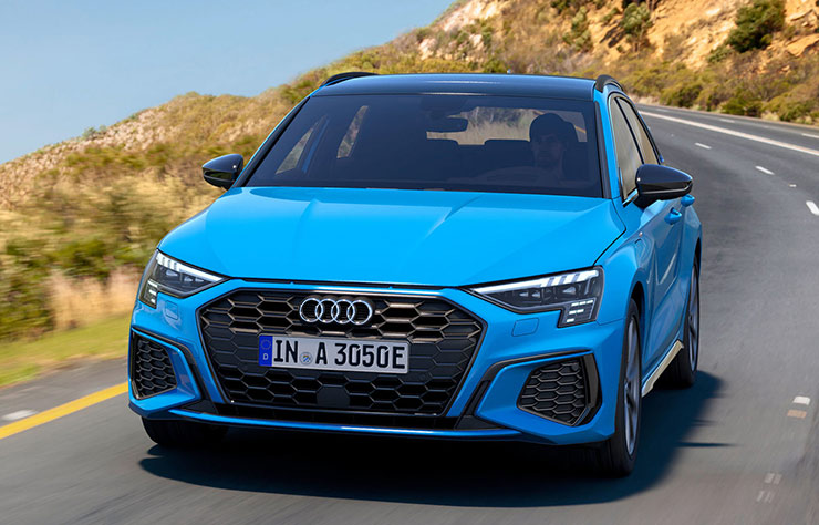 Audi A3 Sportback TFSI e hybride rechargeable