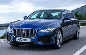 Les Jaguar XE et XF adoptent l'hybride 48Volts