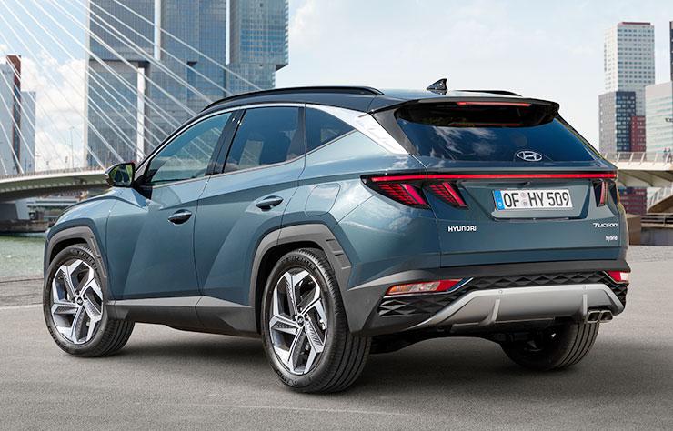 Hyundai Tucson hybride