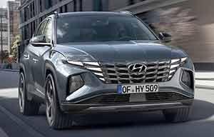 Hyundai Tucson, hybride, rechargeable ou non, et en plus il est beau