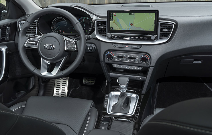 Kia XCeed hybride rechargeable