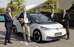 Volkswagen ID.3: premières livraisons pour l'allemande électrique