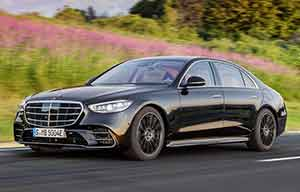 Mercedes classeS: quand le roulage devient... Secondaire?