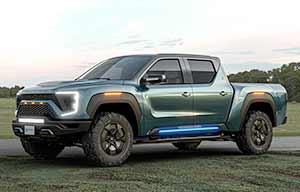 Nikola Motor s'associe avec General Motors pour faire des pick-ups électriques