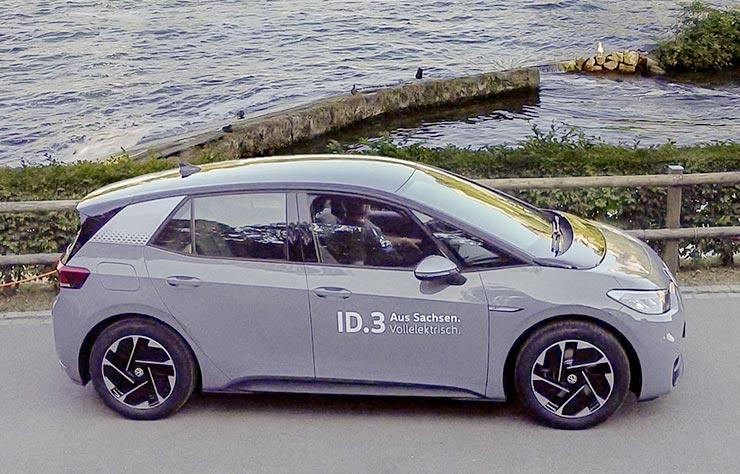 Volkswagen ID.3 de record