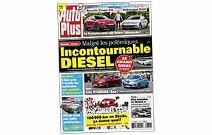 Auto Plus lui aussi n'oublie pas le diesel