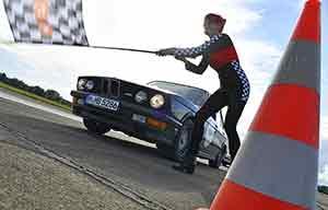 La BMW M5 toute électrique en 2024