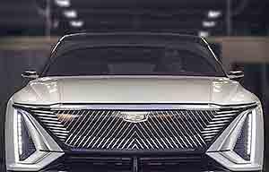Cadillac Lyriq, enfin une électrique ambitieuse