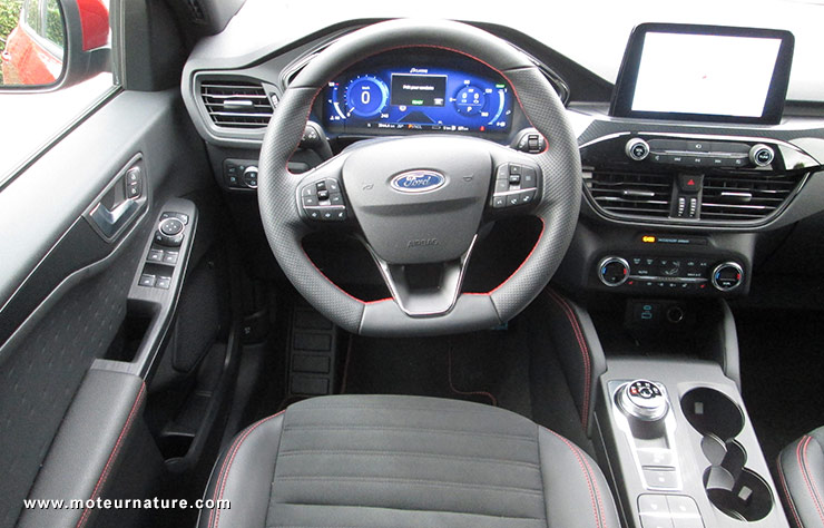 Ford Kuga hybride rechargeable 225 ch