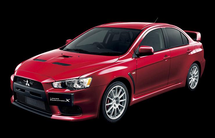 Mitsubishi EVO Lancer Evolution