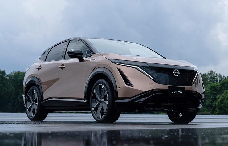 Nissan Ariya électrique