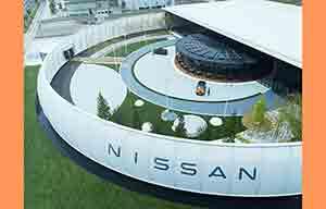 Au Pavillon Nissan, le parking se paye en électricité