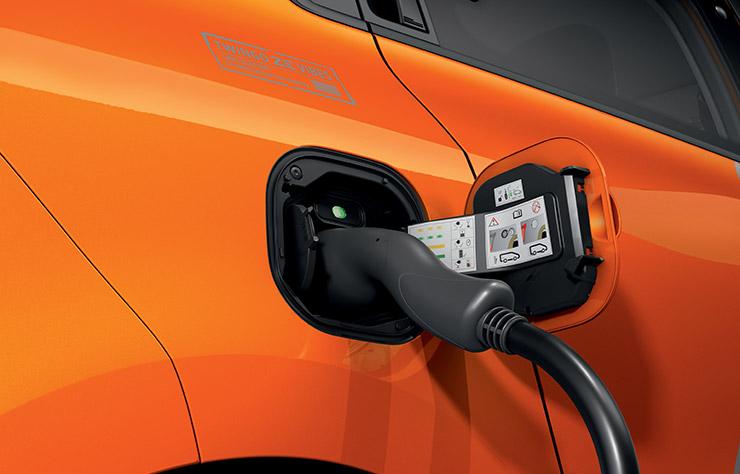 Renault Twingo Z.E. Vibes électrique